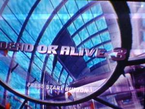 Xbox Clasico Juego Dead Or Alive 3 Compatible Con La X360