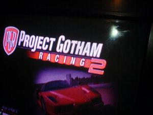 Xbox Clasico Project Gotham Racing 2 Compatible X360