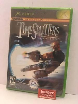 Xbox Clasico Timesplitters Future Perfect
