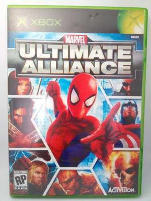 Xbox Marvel Ultimate Alliance / Fun Labs