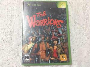 Xbox The Warriors (no Final Fight,king Of Fighters)