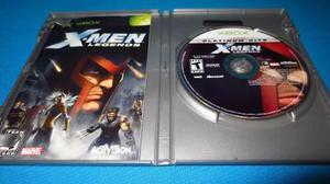 Xmen Legends Xbox Clasico *cd En Excelente Estado*