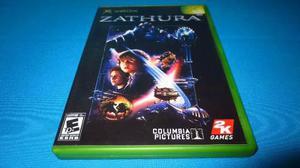 Zathura Xbox Clasico Com Xbox 360 *cd Muy Buen Estado*
