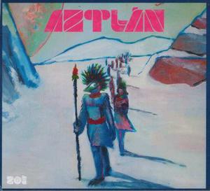 Aztlan - Zoe - Disco Cd - Nuevo (12 Canciones)