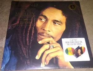 Bob Marley - Legend Vinil Tricolor (vinilo, Lp, Vinil Vinyl)