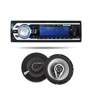 Daewoo Kit Auto Estereo Bocinas Bluetooth Usb Aux Dw65ubt