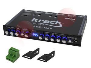 Ecualizador Con Epicentro 5 Bandas Krack Audio Bass Driver