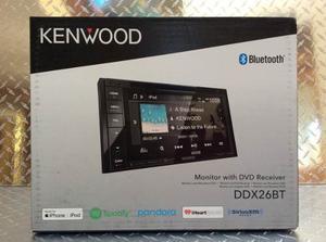 Estereo De Pantalla Kenwood Ddx26bt Doble Din 6.2 Bluetooth