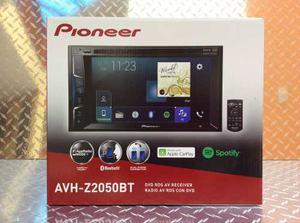 Estereo Pantalla Pioneer Avh-zbt Carplay Bluetooth Waze
