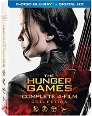 Los Juegos Del Hambre Coleccion Boxset Importado Blu-ray