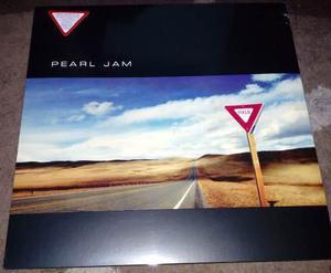 Pearl Jam - Yield (vinil, Vinyl, Vinilo, Lp)