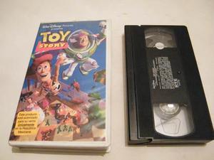 Película Vhs Disney Pixar Toy Story