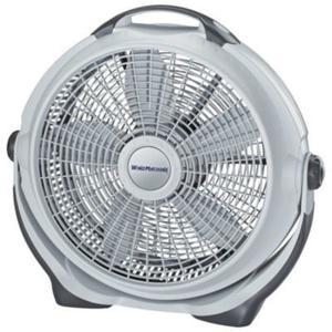 Ventilador Piso Abanico Lasko 20 Wind Machine Circulador Fan
