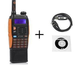 8w Radio Baofeng Gt-3tp Mark Iii *pila De  Mah* + Cable