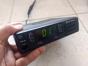 Motorola Motrbo Digital Dem300 Uhf 45 Watts