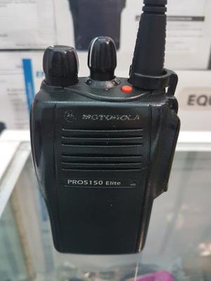 Radio Motorola Pro Elite Uhf Con Cargador
