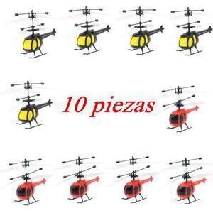 Helicóptero Rc Sensor De Infrarrojos Control Inducción