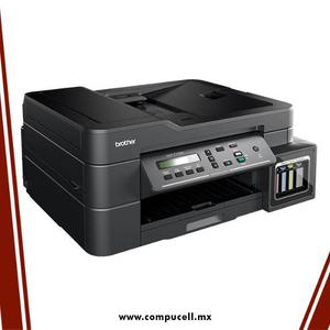 Multifuncional Brother Dcp-t710w Tinta Continua Wifi