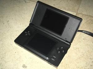 Nintendo Ds Lite Con Funda Y 4 Juegos