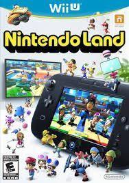 Nintendo Land Para Wii U Nuevo Y Sellado:. En Bsg