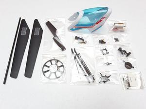 Paquete De Refacciones Helicoptero Walkera 04