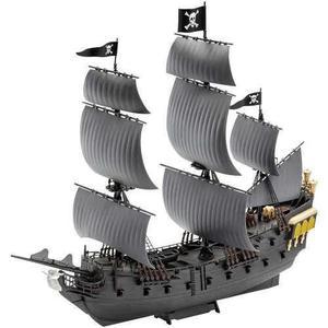 Revell Barco Perla Negra 1/150 P/ Armar Piratas Del Caribe