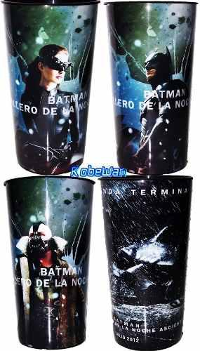 Vaso Original De Cine Batman The Dark Knight El Caballero De