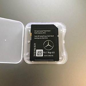 2016 2017 2018 Mercedes-benz Garmin Map Pilot Gps Tarjeta Sd