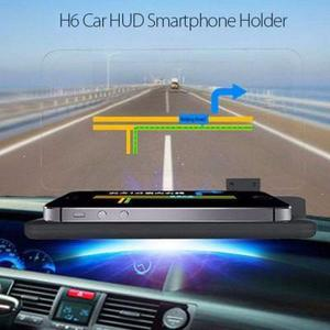 Base Soporte Hud Gps H6 Carro Holder Velocimetrocelular