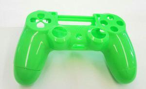 Carcasa Para Control De Ps4 Color Verde Limon