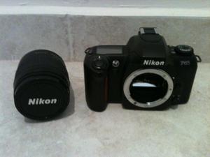 Cámara tipo Reflex Nikon F-65
