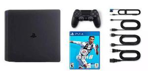 Consola Playstation 4 Slim Ps4 1tb Fifa 19 Nuevo