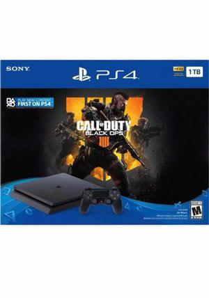 Consola Ps4 Call Of Duty,extra Control Y Red Dead Redem