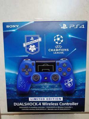 Control Dualshock 4 Ps4 Original Champions League D3 Gamers
