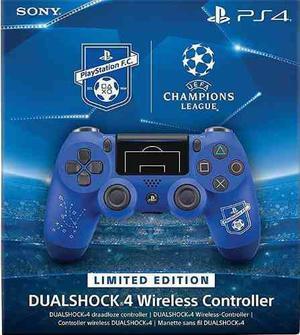 Control Inalambrico Ps4 Edicion Especial Uefa Champions