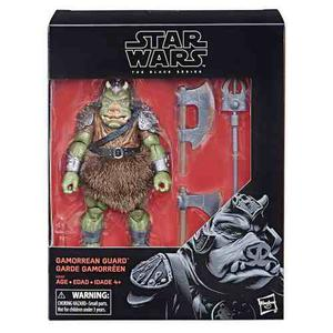 Figura Gamorrean Guard 6 Pulgadas The Black Series Star Wars