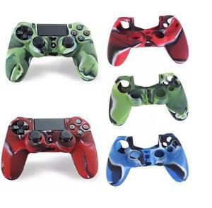 Funda De Silicon Para Control De Playstation Ps4