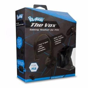 Gaming Headset Diadema The Vox Para Ps4 Hyperkin Chat Online