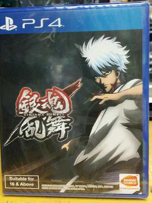 Gintama Rumble (Englis Subs) Ps4