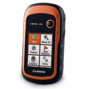 Gps Garmin Etrex 20x Con Ranura Micro Sd Y 4 Gb Memoria