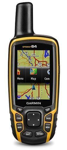 Gps Garmin Gpsmap 64 Glonass Waas