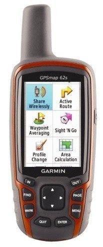 Gps Garmin Gpsmap 64s Kit Topografico Antena Ga 38 Y Mapa