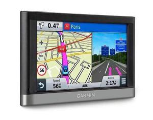 Gps Garmin Nuvi 2597lmt 5'' Touch Mapas Gratis De Por Vida