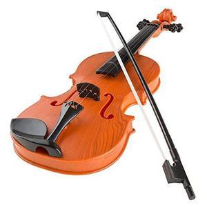 Juguete Operado A Batería Para Niños Violín Musical Con