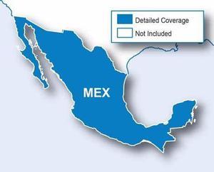 Mapa Garmin México 2019.30 Nüvi 30 40 50 55 56 60 65 66