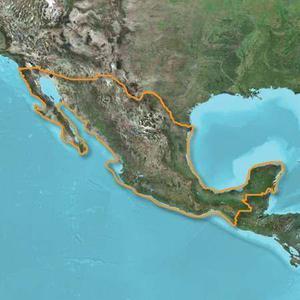Mapa Garmin Topo México 2019 Descargable Nüvi Y Otros