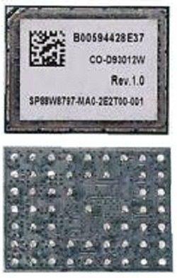 Modulo Bluetooth Consola Ps4 Rev. 1.0