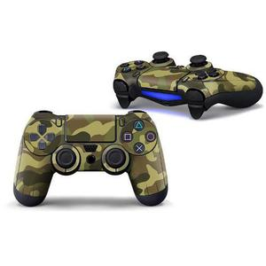 Ps4 Estampa Skin Control Para Playstation 4 (camuflaje)