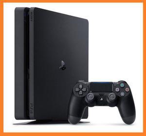 Ps4 Slim 1tb Nuevo Playstation 4 $5999 De Contado