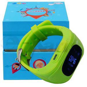 Reloj Infantil Y Gps Rastreador Recargable Funcion Sos Xaris